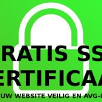Gratis SSL Certificaat AVG geschikt