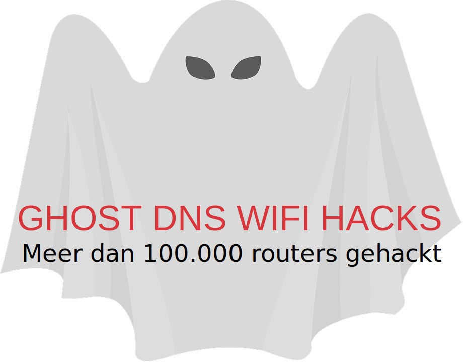 GhostDNS Wi-Fi routers gehackt