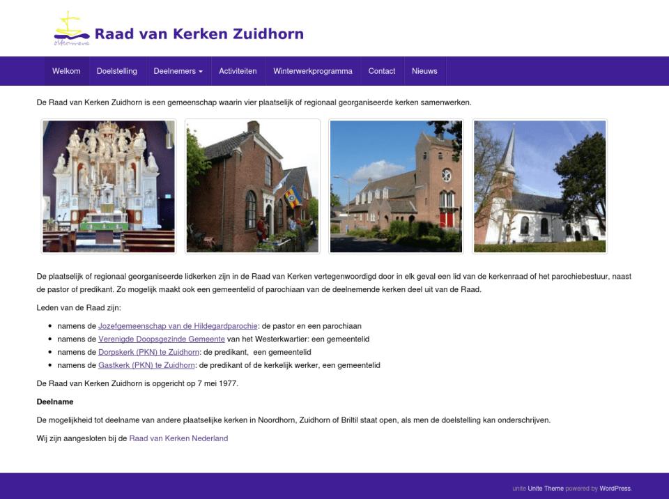 Raad van Kerken Zuidhorn