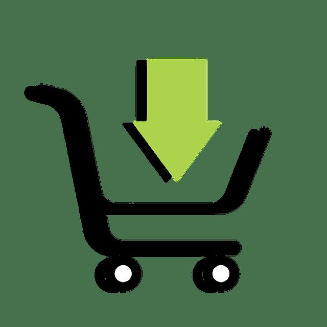 Winkelkar webwinkel shoppen online winkelen woocommerce prestashop