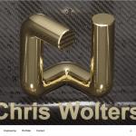 Chris Wolters Wordpress website ontwikkeling