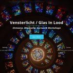Vensterlicht Glas in Lood Website