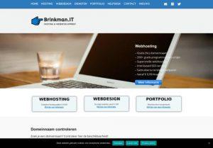 Brinkhost Noordhorn Groningen WordPress Webdesign SEO optimalisatie