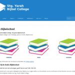 Online portaal Yarah Bijbelcollege