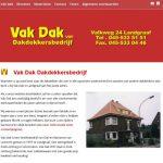 Vak Dak Website Joomla naar Wordpress