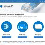 nieuwe website brinkhost webhosting en design